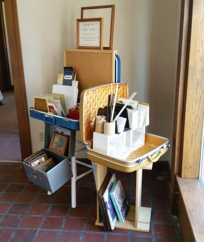 art council's cart