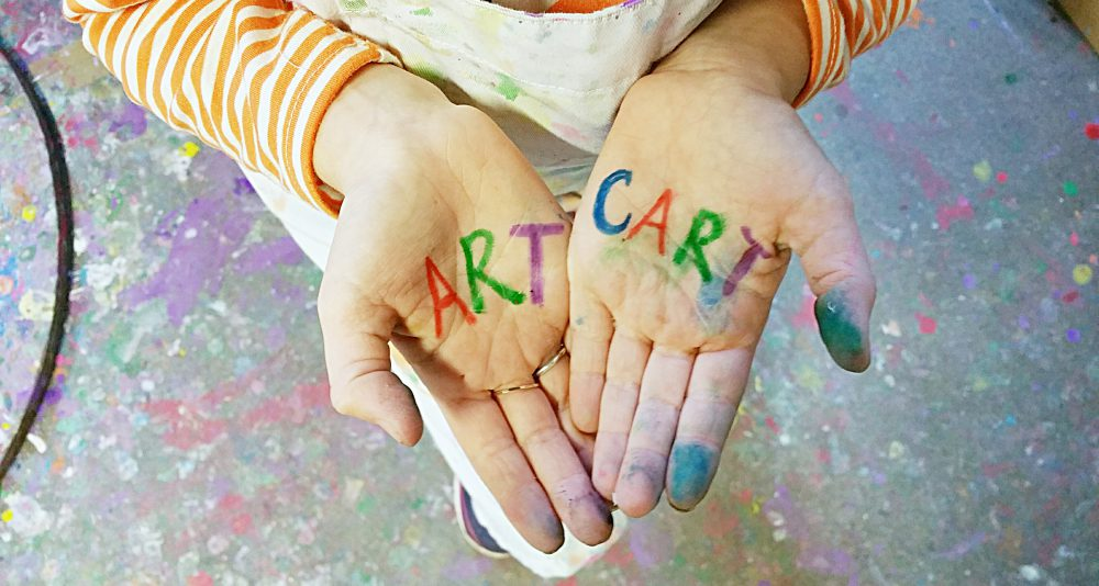 Community Art Cart